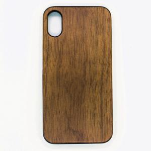 China Wood & TPU Custom iPhone Cases , Sapele Real Wood Case for iPhone on sale