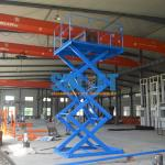 1T 3M Freight Elevator Goods Lift For Warehouse