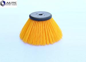 China Side Industrial Sweeping Brush , Power Sanitation Circular Street Cleaning Brushes on sale