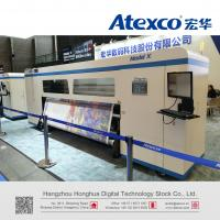 China 2.6 Meters Model X Large Format Digital Sublimation Paper Textile Printer with 16 Kyocera Heads on sale
