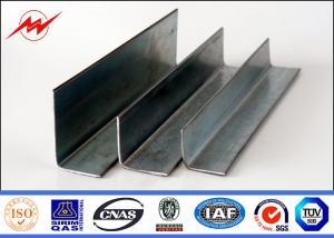 China Les tailles standard galvanisées d'angle en acier de chaudières industrielles ont galvanisé le fer d'angle on sale