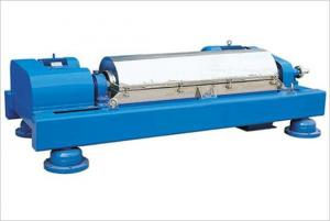 China Fermentation Industry Food Processing Centrifuge Special Spiral Structure Design on sale