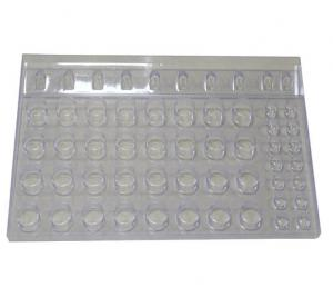China clear plastic PMMA,PC,PVC,PET vacuum forming blister packaging trays on sale