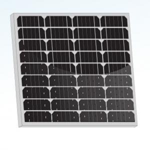 China Solar Power Panels Powered 40-45 watt High Efficiency Monocrystalline Solar Module Solar Energy Power Mini Household on sale