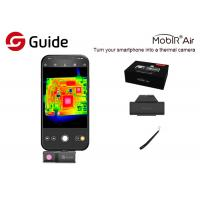 Small Thermal Imager For Iphone / Smartphone Infrared Camera With 120x90 IR Sensor