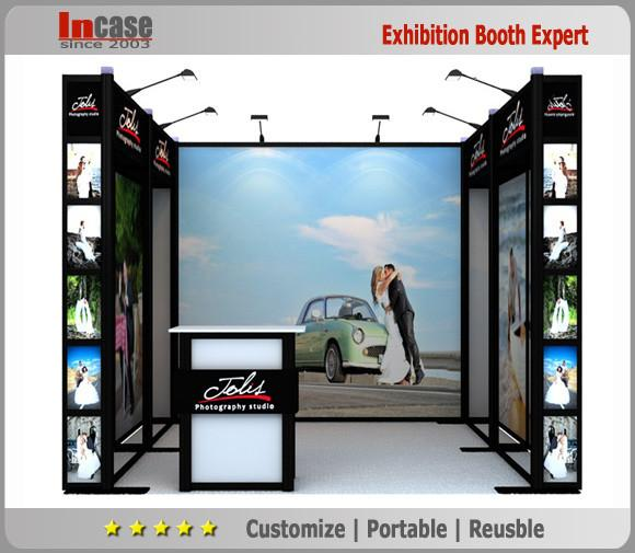 Custom Exhibition Stand Game : Ft modular exhibits resuable custom expo display stands
