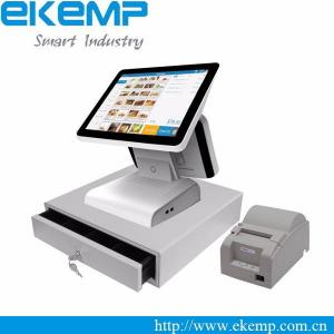 China Android POS Systems/Epos with Printer, Cash Drawer on sale