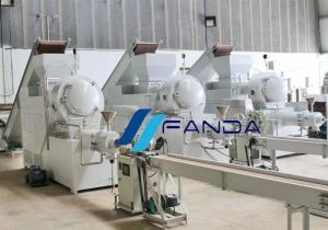 China Big Capacity Toilet Soap Production Line , Soap Manufacturing Plant on sale