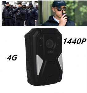 China RECODA M510 1440P 4G Body Camera , bodywear video cameras Wifi GPS long working time on sale