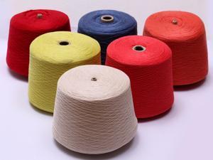 China Wool / Nylon ( Polyamide ) Blended Yarn on sale
