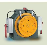 MINI Gearless Traction Machine For Elevators / Lifts