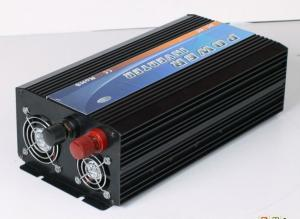 China 24v Dc / Ac 110v Pure Sine Wave Automotive Power Inverter 1500w on sale