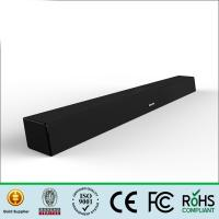 China Professional Bluetooth Speaker Bar ABS Material , Stereo Sound Bar 60W Power on sale