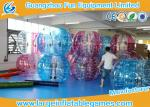 TPU 1.5m Inflatable Bubble Ball Human bumper ball Balloon Soccer CE Certification