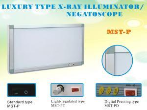 China Veterinary Medical x-ray illuminator,film viewer box,negatoscope MST-P standard single union on sale
