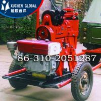 Used portable Water Well Drilling Rig Machine  100