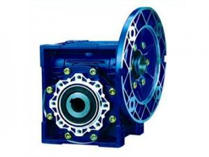 China Worm industry speed reducer gearbox on sale
