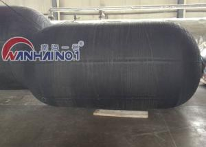 China Solid Marine dock Floating Pneumatic Rubber Fender , vessel fenders on sale