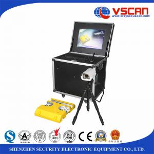 China Mobile AT3000 Under Vehicle Scanning Equipment UVSS / under vehicle monitoring on sale