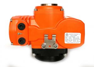 China Quarter Turn Explosion Proof Valve Actuator With Over Torque Protection Function on sale