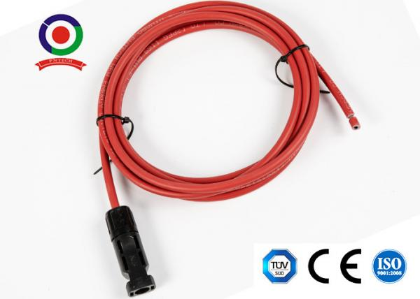 2 x 10 Metre 4mm2 Solar Cable Extension Lead with MC4 Connectors