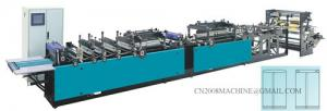 China ZFD Series Computer Control High Speed Central And Bottom Sealing Bag Making Machine on sale