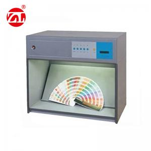 China Standard Lamp Box For Textiles , Paint , Ink , Printing And Dyeing , Leather Etc on sale