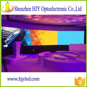 China new inventions in china P4 indoor led tv display panel for the stage on sale
