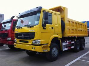 Quality Camiones volquete de HOWO for sale