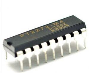 China PT2272-M4 - PTC - Remote Control Decoder DIP-18 - szxmski@163.com on sale