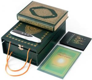 China Digital quran word by word telawah & printing YPD8880 on sale