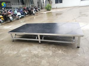 China Factory Producing And Sellin1.22mm*2.44mm Aluminum Stage/Mobile Concert Stage/Portable Stage Platform on sale