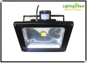 China IP65 waterproof Epistar Chip Led Floodlight With Sensor, interior decoration Lamps on sale