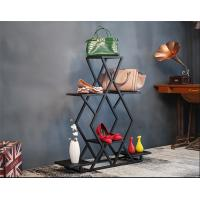 Height Adjustable Shop Display Shelving With Eye Catching Design Vertical Type
