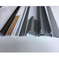 China T5 / T6 Temper Aluminum Extrusion Profiles with LED Deep Processing on sale