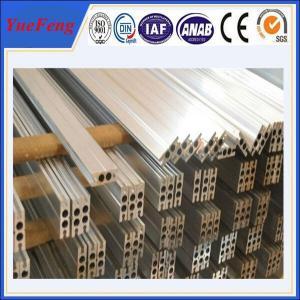China High quality industrial aluminum profile / extruded aluminium  profiles on sale