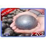 Bolas de moedura dos meios do uso da central elétrica, Cr alto bolas do ferro de carcaça de 1-5 polegadas