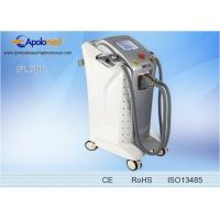 Vertical E-light IPL RF hair removal IPL SHR Machine for salon use