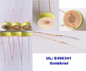 China Durable Small Coil Winding Bobbins No Pin Ferrite Core Multi Colors on sale
