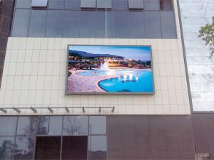 China P8 high quality outdoor LED video wall screen video wall led display p8 outdoor led display on sale