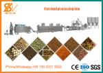 Aqua Fish Processing Equipment , Fish Feed Processing Line 150-1000 Kg/h
