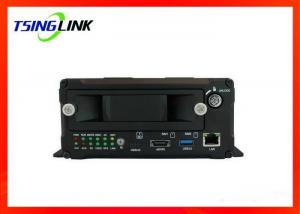 China Full HD 4G Wireless Vehicle Mobile DVR 8 Channel For Car Bus Truck on sale