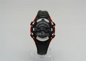 China Professional Digital Waterproof Sports Watch / Unisex Wrist Watch on sale