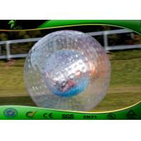 Giant Inflatable Human Hamster Ball / Inflatable Human Spheres Buddy Bumper Ball