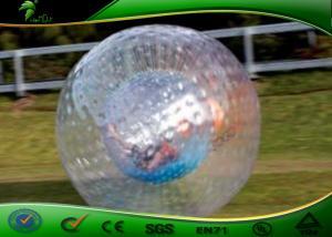 China Giant Inflatable Human Hamster Ball / Inflatable Human Spheres Buddy Bumper Ball on sale