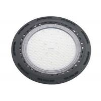 China Industrial UFO LED High Bay Light 100W With Meanwell Driver , 120lm/W Efficiency on sale
