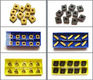China Supply high quality cemented carbide cutting tools on sale