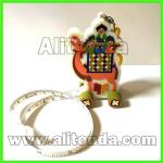 Custom pvc decoration mini 1m 1.5m retractable measuring tape for home gifts