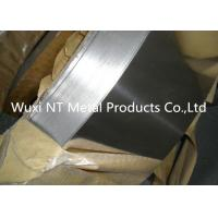 China 321 SS Strip For Boiler / Nuclear Energy With 8K PVC Coated Surface on sale