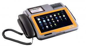 China 10.1 inch QR Code retail pos terminal with 3G,WIFI,RFID,IC Card reader---Gc039B on sale